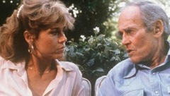 Henry and Jane Fonda – On Golden Pond