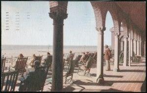 Chalfonte sun deck