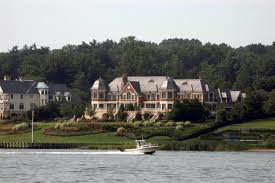 Home on the Navesink in Rumson