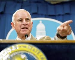 Governor Brown two