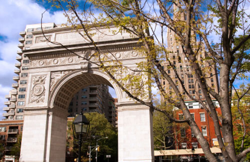 New-York-Greenwich-Village-Washington-Arch