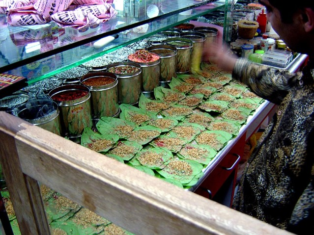 Paan_Making
