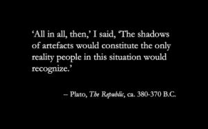 Plato excerpt