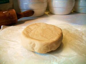 400 gram pastry dough disk
