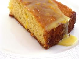 orange syrup infused pound cake 2