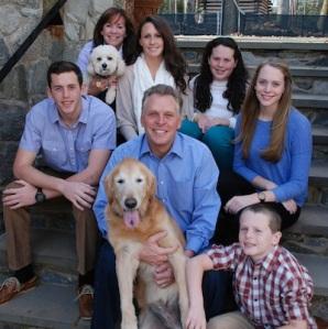 The McAuliffe family